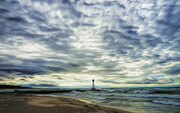 """Strange Clouds, Grand Bend"""